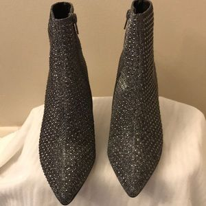 Ladies Steve Madden studded boots